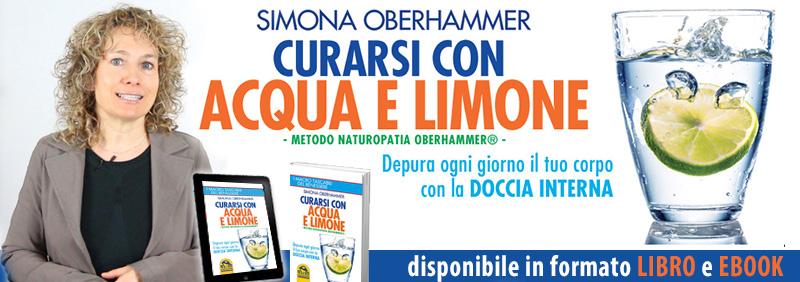 Curarsi con Acqua e Limone - Oberhammer
